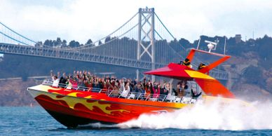 san francisco rocketboat