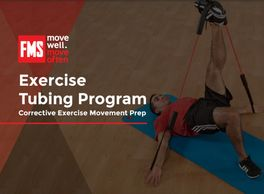 Improve movement patterns through forms of mobility and static and dynamic motor control.