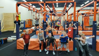 Ninja camps, obstacle course, training, fitness, instructor, fargo, north dakota, competition