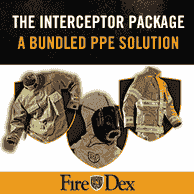 Interceptor Package Firefighter carcinogen hood nomex nano TECGEN turnout gear wildland ppe
