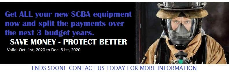SCBA financing payment plan lease to own