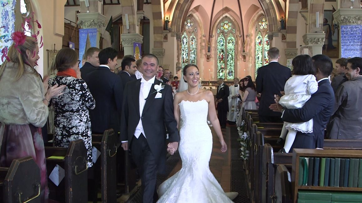 Bespoke wedding videography + photographs across the Midlands, Shropshire and the UK.