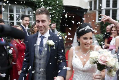 Stunning creative wedding films across Shropshire and the Midlands  It's the Premier Video Guys