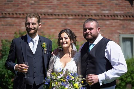 Wedding films + photos, across the Midlands and surrounding counties,  across the UK and Europe