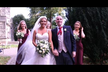 The pure magic of a wedding day film  shot by broadcast BBC + ITV team  Severn,Scent,Videos