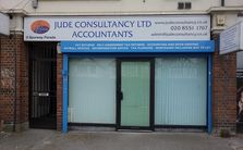 Jude Consultancy, Accountancy firm, Tax Advisers, Office front