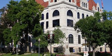 Cole County Courthouse In Jefferson City, MO. Qualls Bail Bonds