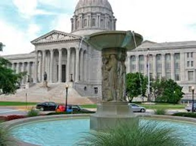 Missouri Capitol Building.