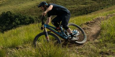 Hard tail and full suspension mountain bikes. MTB & E-MTB.