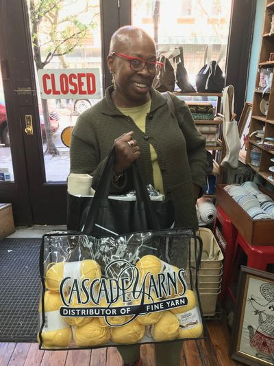 Here's a Grand Prize winner from the 2019 Brooklyn Crawl!
