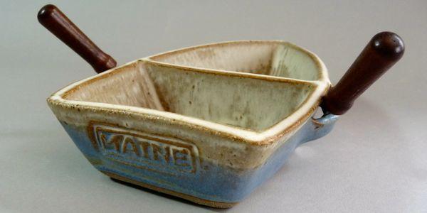 Sea Glass Soap Dish