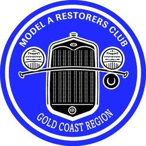 Gold Coast Model A Restorer's Club Logo