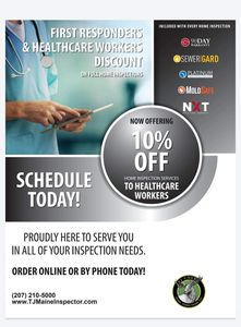 First Respondents and Healthcare Workers Discount 10%