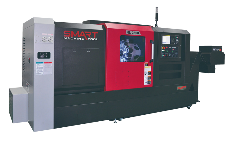 SMART Machine Tool NL2500 CNC Lathe