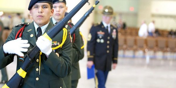 Indian School JROTC