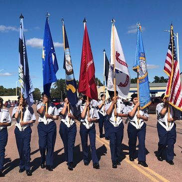 Native American Education JROTC