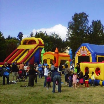 jump house, bounce house, moonwalk, bouncer, jumper, inflatable, slide, party equipment, party