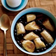 Every morning in Nha Trang, Marcia Kiesel topped yogurt with these bananas steeped in warm, bittersw
