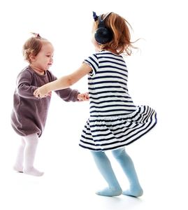 Children's dance, music and movement nursery classes for toddler and pre school children.
