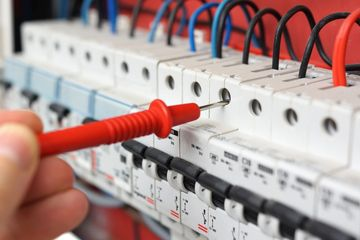 electrician switchboard testing and inspection