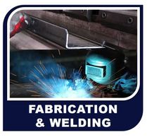 FABRICATION, WELDING, PRESS BRAKE FORMING, SHEET METAL FORMING, WELDED ASSEMBLY
