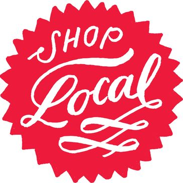 remember to shop local and support small business