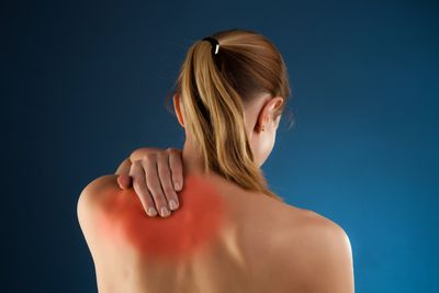Pain Relief is applied to change the structure of your posture and alignment.  Book a treatment!