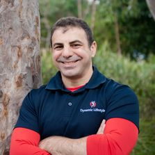 Mona Vale Personal Trainer using plus Fitness, Mona Vale facilities.