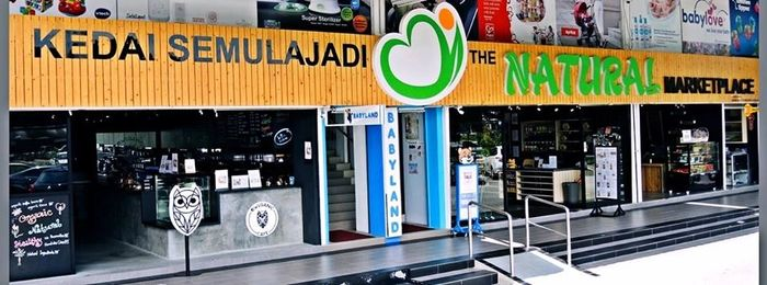 Malaysa's one-stop Marketplace for Natural and Organic Products located in Petaling Jaya SS2