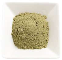 Organic Kratom - Maeng-Da Kratom Powder in a White Bowl display image for the All About Kratom page.