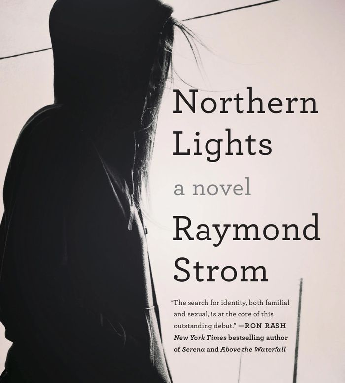 cover of debut novel northern lights author raymond strom simon and schuster 2019 thumb thumbnail