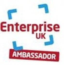 Enterprise UK Ambassador Status Gerard Jones