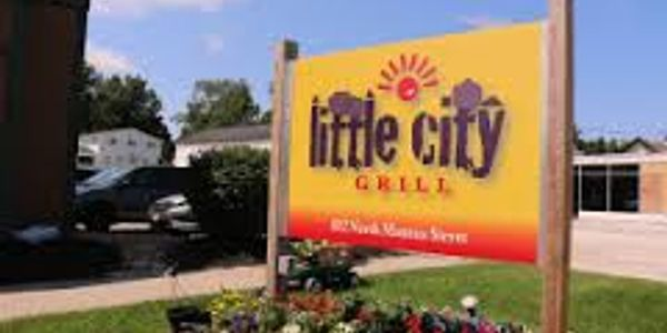 Little City Grill in Kent, Ohio