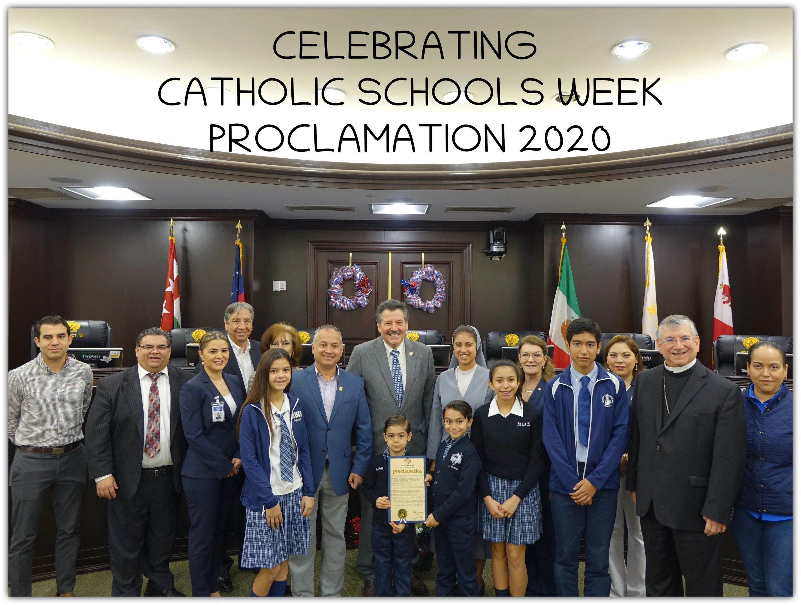 CSW Proclamation 2020