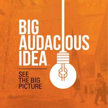 Big Audacious Idea. Craig James Podcast Evergreen Podcasts