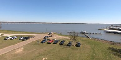 lake fork boat ramp at lake fork resort