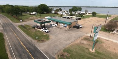 lake fork ethanol free gas at lake fork resort