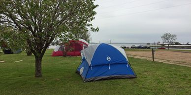 lake fork tent sites at lake fork resort