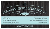 WELCOME TO FISH-ON GUIDE SERVICES OF WISCONSIN, LLC