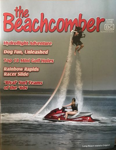 The Beachcomber Summer 2018 Edition!