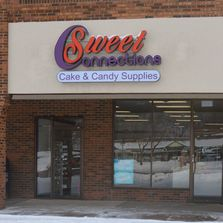 Sweet Connections Cake and Candy Supplies Store Front