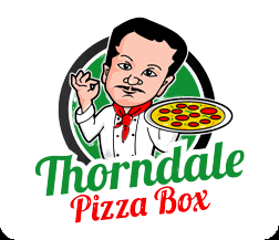 Thorndale Pizza Box