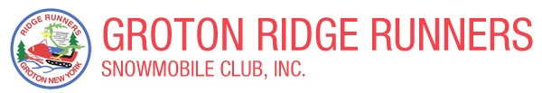Groton Ridge Runners Snowmobile Club