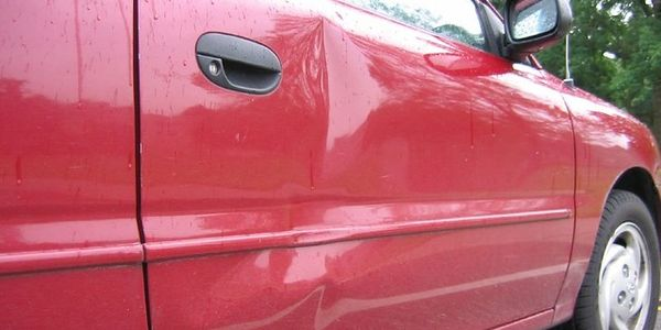 Paintless Dent Removal and Repair Donovan Auto Body