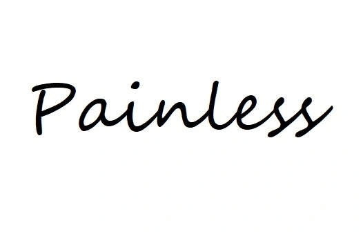 Painless