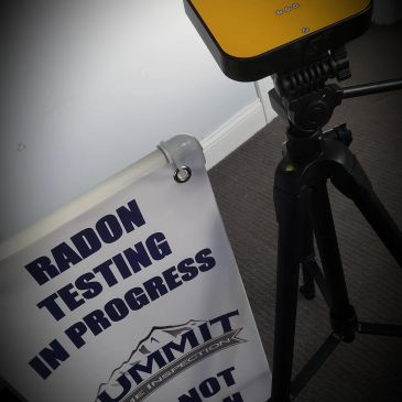 Radon Air Testing, Summit Home Inspection, Radon Testing, Radon Air, Radon Gas