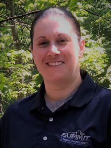 Female Home Inspector in Windham, NH. Women owner Summit Home Inspection, Jenna Roberts