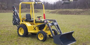 terramite t5c compact tractor loader backhoe