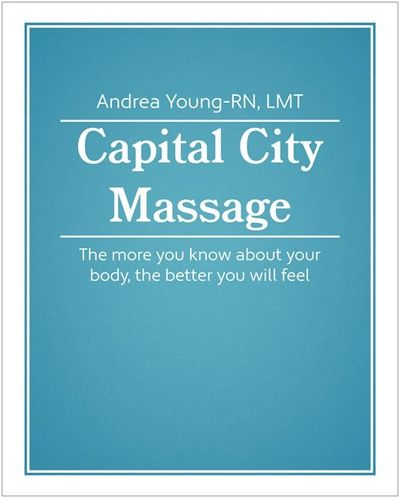 Capital City Massage Wants you to listen your body
