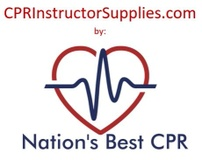 CPR Instructor Supplies by Nation's Best CPR